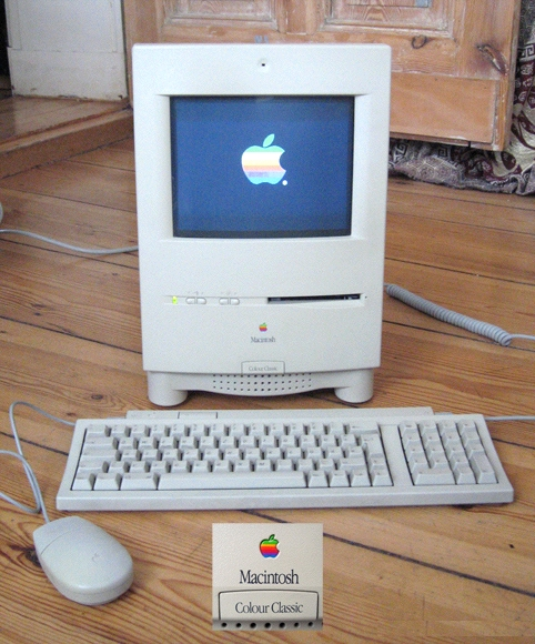 The Apple Macintosh Color Classic