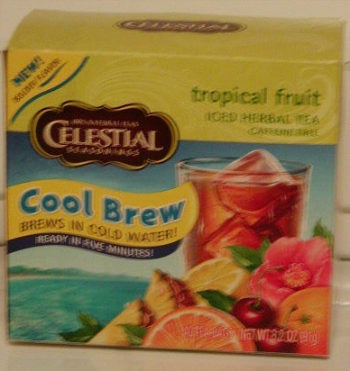Cool Brew Tropical Fruit Iced Tea