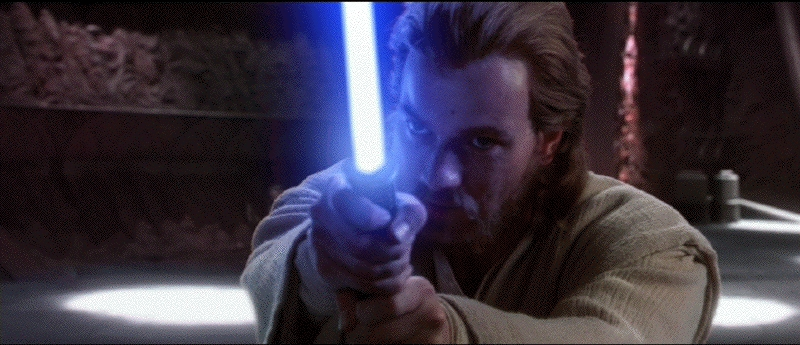Aggressive Negotiations II:  Obi Wan Gets Ready to do Battle -- er, Negotiate