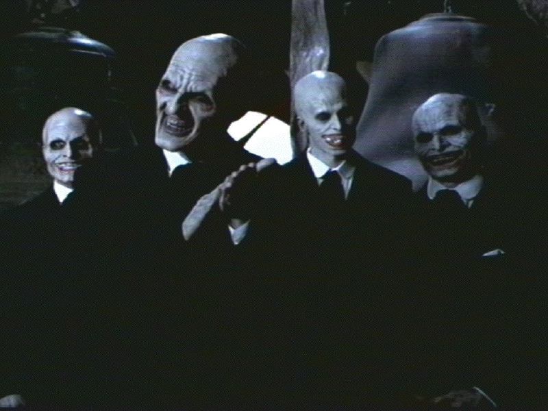 The Gentlemen (From Buffy the Vampire Slayer)