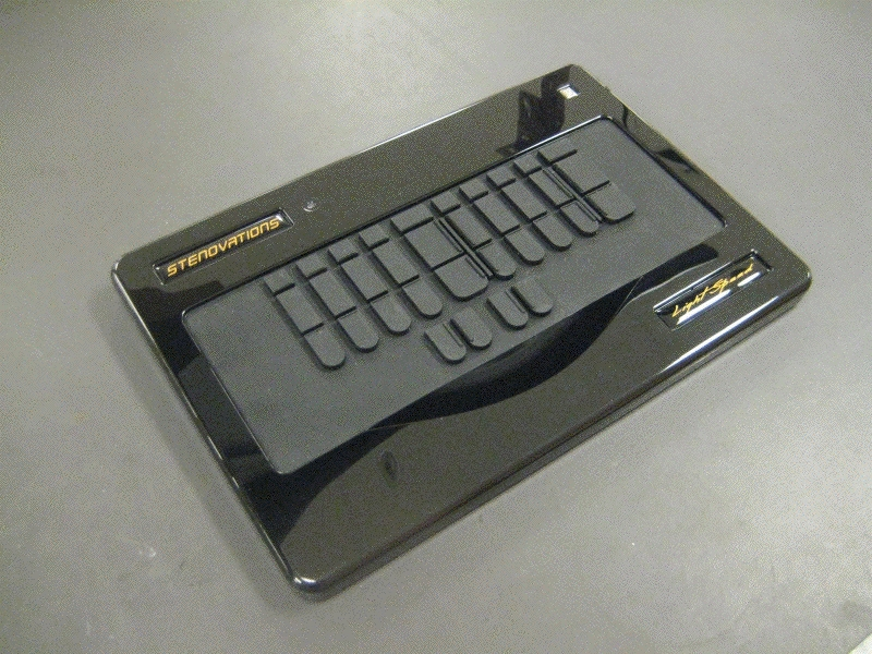 LightSpeed 2 Pre-Production Model With Keyboard Cover