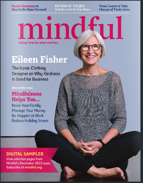 mindful cover, December 13, 2013