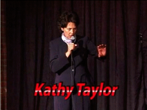 Kathy Long:  Stenographer to Standup Comedienne